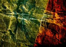 Texture de pierre géologique photos libres de droits