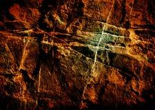 Texture de pierre géologique images libres de droits