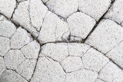 Texture de pierre grise avec des lignes Image libre de droits