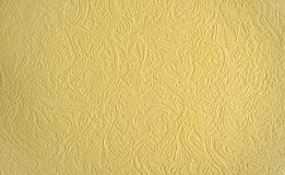 Texture de plâtre décoratif photographie stock