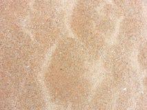 Texture de plage de sable Images stock