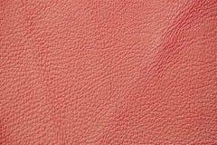 Texture de plan rapproché en cuir véritable, couleur à la mode de pantone Pour naturel, milieux d'artisan, contexte images stock