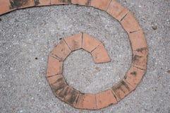 texture de plancher de ciment Photos libres de droits