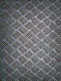 Texture de plancher en acier Photographie stock libre de droits