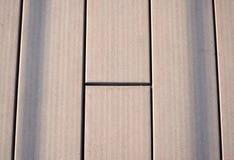 Texture de plancher extérieure Photo libre de droits