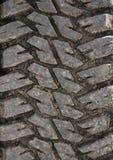 Texture de pneu Images libres de droits