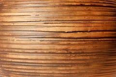Texture de pot d'argile Photographie stock