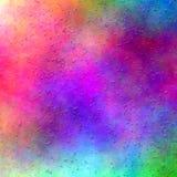 Texture de Psichedelic avec des baisses liquides Image libre de droits