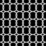 Texture de répétition simple avec des cercles Photographie stock