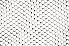 Texture de réseau de fil Photo stock