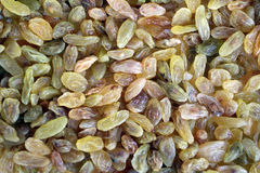 Texture de raisins secs Photographie stock libre de droits