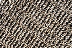 Texture de Ratan Photos stock