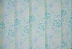 Texture de rideau Photographie stock libre de droits