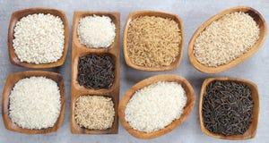 Texture de riz Photo libre de droits