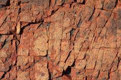 Texture de roche Photographie stock