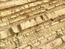Texture de roche schisteuse Image libre de droits