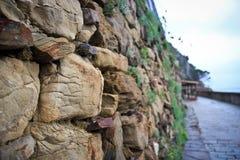 Texture de roches Images libres de droits