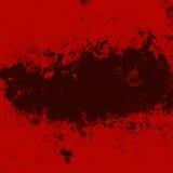 Texture de rouge de détresse Photos libres de droits