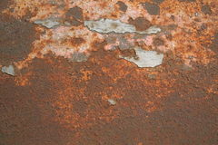 Texture de rouille Photo libre de droits