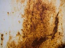 Texture de rouille Image stock
