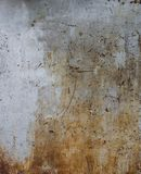 TEXTURE DE ROUILLE DE FER Photos stock