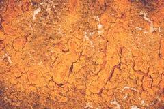 Texture de rouille sur l'acier Image libre de droits