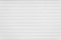 Texture de rouleau en métal blanc photographie stock