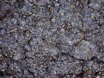 Texture de route bétonnée image stock