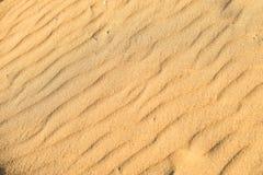 Texture de sable Images stock