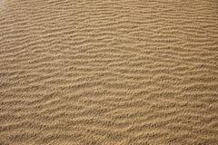 Texture de sable Photos libres de droits