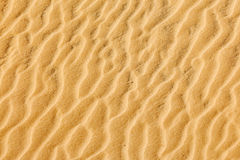Texture de sable Photo libre de droits