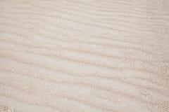 Texture de sable de mer photos libres de droits
