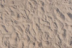 Texture de sable de plage photo libre de droits