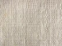 Texture de sac à polypropylène Photo libre de droits
