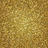Texture de scintillement d'or Fond de vecteur illustration libre de droits