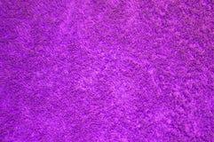 Texture de serviette rose de coton Image stock