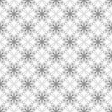 Texture de Simular avec les ornements géométriques linéaires Images stock