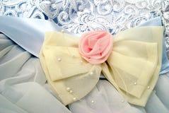 texture de soie de tissu Photographie stock