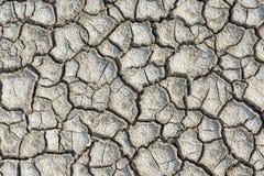 Texture de sol sec Photographie stock libre de droits