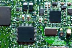 Texture de surface de pièce d'ordinateur Image libre de droits