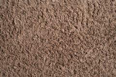 Texture de tapis de Brown Image libre de droits