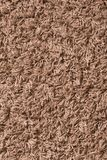Texture de tapis de Brown Photo libre de droits