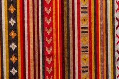 Texture de tapis configurations ornementales Photos libres de droits