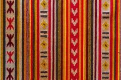 Texture de tapis configurations ornementales Photographie stock libre de droits