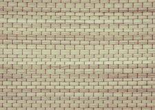 Texture de tapis de Reed Photos libres de droits