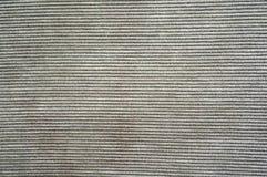 Texture de tapis gris de tissu Photo libre de droits