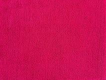 Texture de tapis rouge Images stock