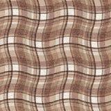 Texture de tartan Photographie stock