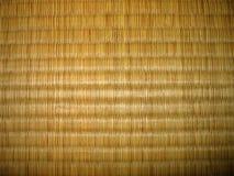 Texture de Tatami image libre de droits