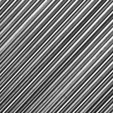 Texture de tige d'acier inoxydable Photo libre de droits